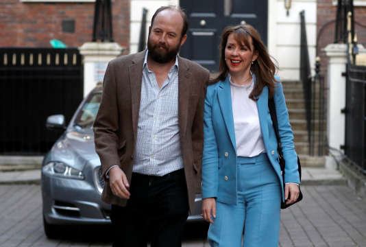 Nick Timothy et Fiona Hill faisaient partie des plus proches conseillers de Theresa May.