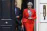 La première ministre britannique Theresa May, le 9 juin à Londres.