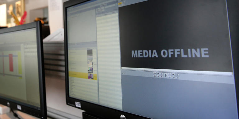 La chaîne TV5 Monde a été paralysée à cause d'un piratage en avril 2015.