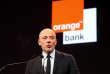 Stéphane Richard, PDG d'Orange, le 1er juin 2017 à Paris.
