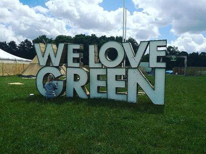Le festival We Love Green (en photo, l'édition 2017) se tient au bois de Vincennes, les samedi 1er et dimanche 2juin 2019.