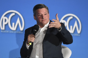 Ted Sarandos, à Los Angeles, en juin 2017.