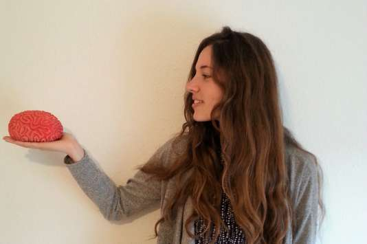 Noémie Mermet, en juin 2017.