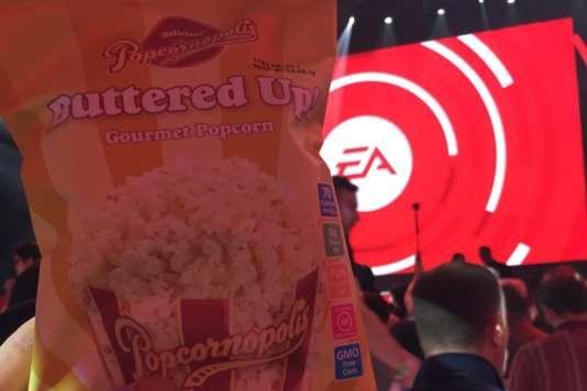 Comme tout bon spectacle à gros budget, une conférence de l'E3 s'apprécie parfois avec du pop-corn.