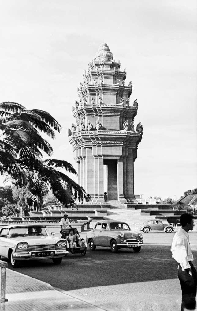 Monument de l'Indépendance, 1969.