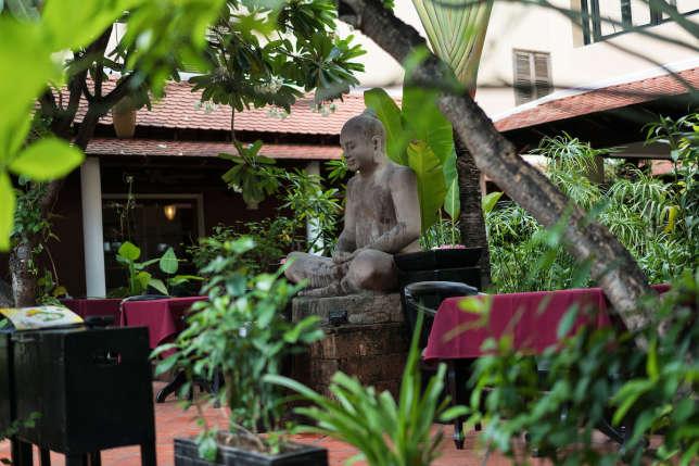 Restaurant Malis.