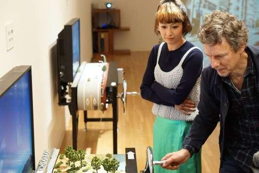 Les samedi 23 et dimanche 24 septembre, Le Monde Festival organise un atelier avec le cinéaste Michel Gondry pour créer son propre film.