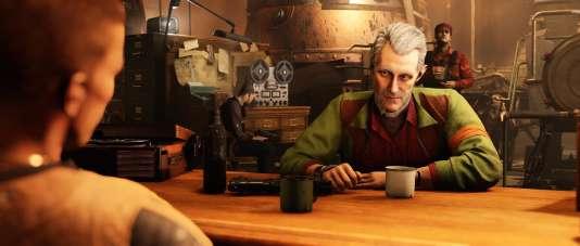Avec« The Evil Within II», le nouveau chapitre de la saga «Wolfenstein» était la principale annonce de la conférence de Bethesda.