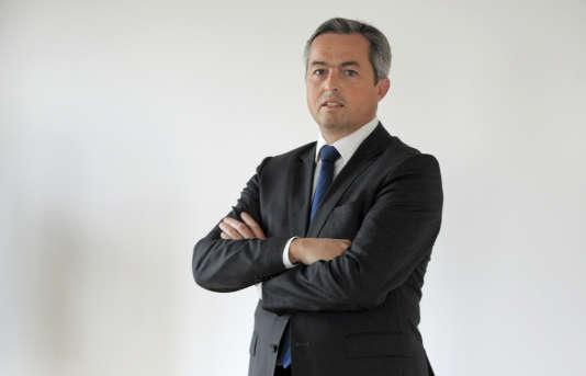 Xavier Martire, patron d'Elis.