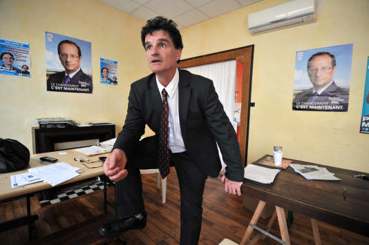 L'écologiste Paul Molac, candidat de La République en marche, a été élu dès le premier tour dans la 4ecirconscription du Morbihan.