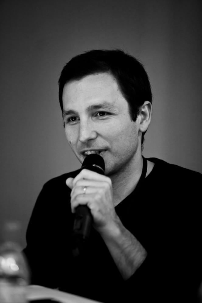 L'artiste Julien Levesque