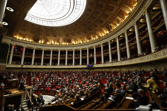 L'Assemblée nationale le 13 décembre 2016.