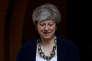 La première ministre britannique Theresa May à Sonning (Royaume-Uni), le 11 juin.