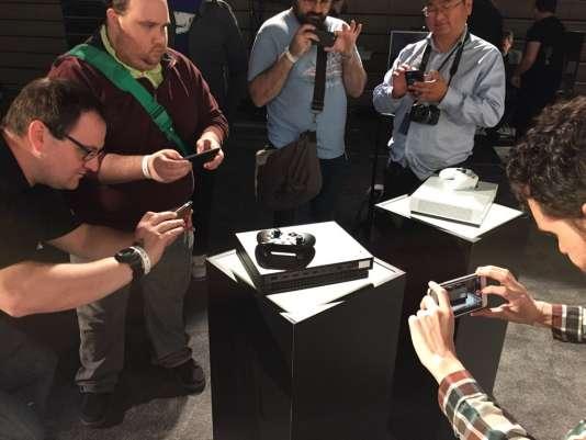 Safari-photo à l'E3.
