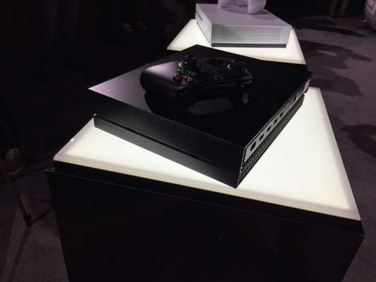 La Xbox One X.
