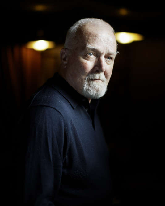 L'écrivain américain Russell Banks.