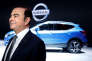 Carlos Ghosn, PDG de l'alliance Renault-Nissan, le 7 mars 2017.