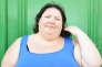Gabrielle Deydier, auteure de« On ne naît pas grosse».