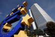 «Depuis près de dix ans, les banques centrales se sont engagées dans des politiques monétaires accommodantes d'une ampleur sans précédent. » (Photo: siège de la Banque centrale européenne, à Francfort, en 2011.)