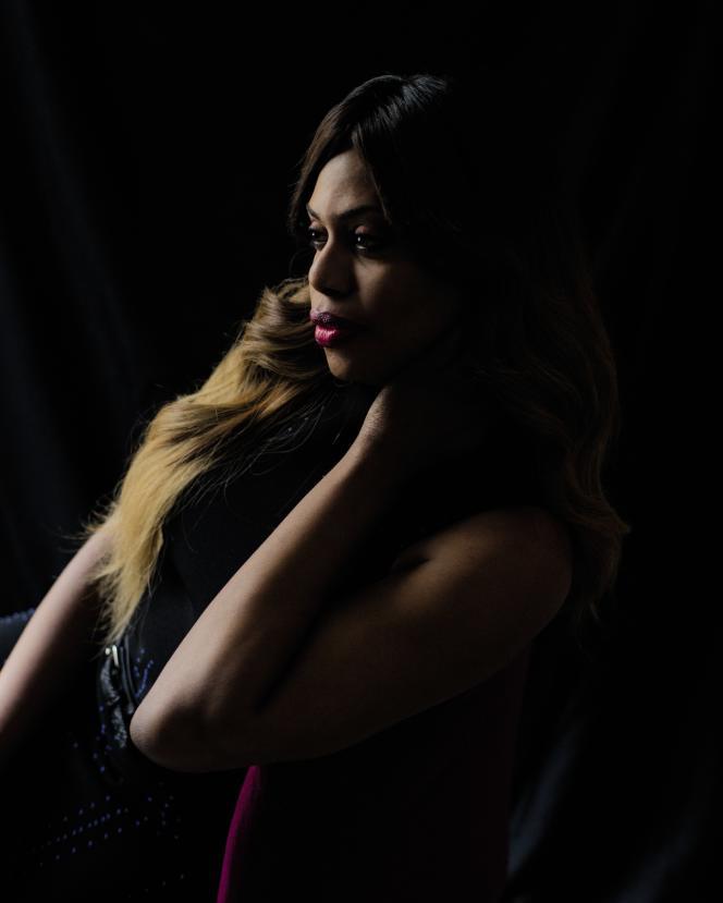« Le monde n'est pas construit pour qu'une transsexuelle noire réussisse en tant qu'actrice», explique Laverne Cox.