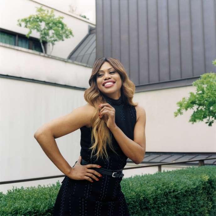 En 2014, Laverne Cox était la première transsexuelle à faire la « une » du magazine «Time».