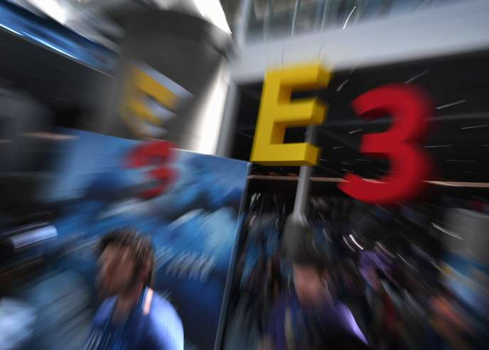 L'entrée du Convention Center, le centre d'expositions de Los Angeles où se tient chaque année l'E3.