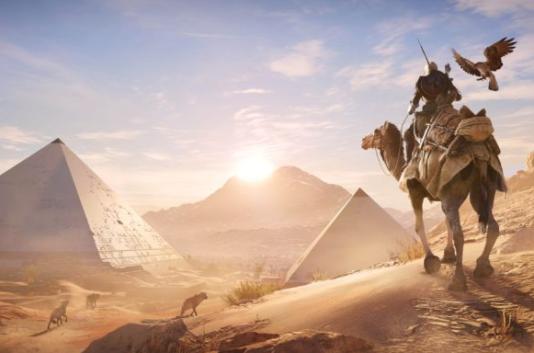 Quand tu te demandes comment tu vas escalader une pyramide.