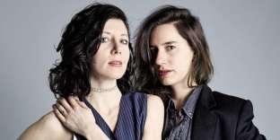 Pinar Demirdag et Viola Renate, alias Pinar&Viola, forment l'un des duos artistiques les plus détonants du moment.