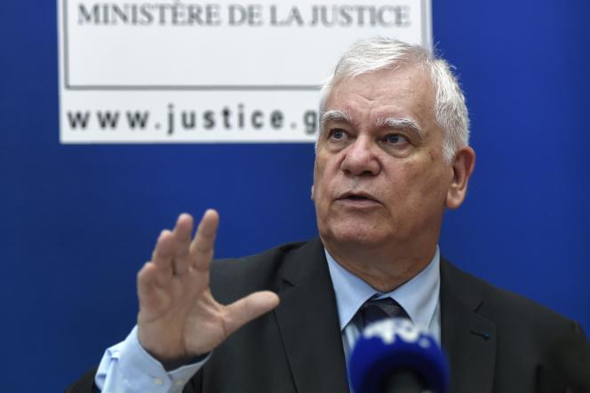 Jean-Jacques Bosc, procureur général de Dijon, a fait le point sur les derniers éléments de l'enquête, jeudi lors d'une conférence de presse.