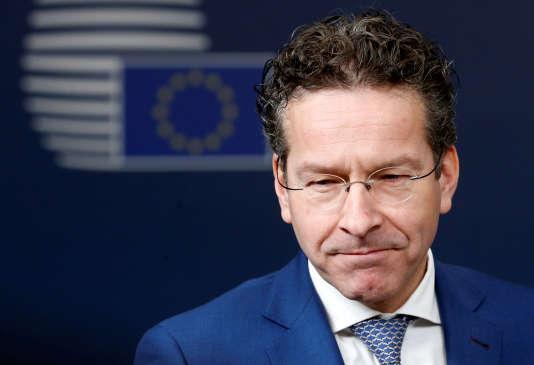 Le président de l'Eurogroupe, Jeroen Dijsselbloem, s'est félicité d'avoir «conclu un accord sur tous les éléments» avec la Grèce.