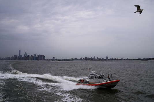 Le navire était arrivé aux Etats-Unis où il avait fait escale à New York en provenance du sultanat d'Oman, selon les données de l'agence de presse Thomson Reuters.