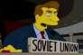 Extrait du dessin animé«Les Simpson».