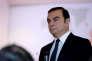 Le patron de Renault Carlos Ghosn, le 10 février lors de la présentation des résultats du groupe au siège du constructeur à Boulogne-Billancourt.