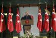 Le président turc Recep Tayyip Erdogan lors d'un discours à Ankara, le 15 juin.