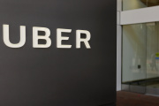 Le siège d'Uber à San Francisco.