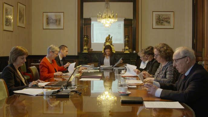 Une des commissions de surendettement gérées par la Banque de France.