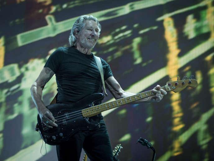 Roger Waters à Kansas City,le 26 mai 2017.