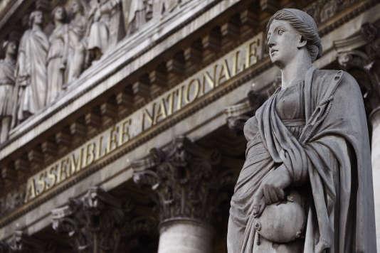 L'Assemblée nationale le 16 novembre 2010.