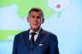Georges Plassat, le PDG de Carrefour, en 2015.