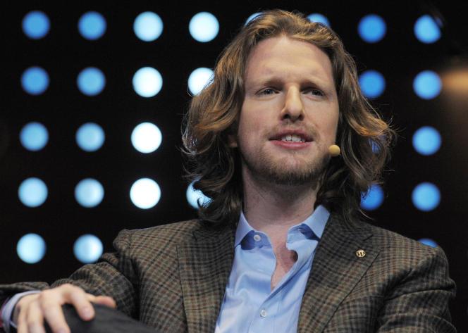 Matt Mullenweg, fondateur de la start-up Automattic, en 2012.