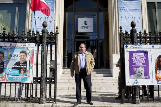 Patrick Mennucci, député sortant, a été éliminé dès le premier tour à Marseille.
