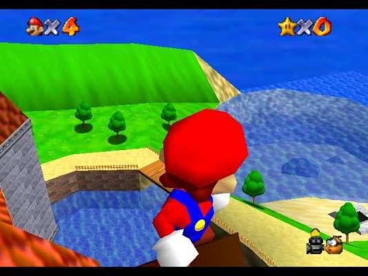 « Super Mario 64 a été un second déclic dans ma tête. Je contrôlais Mario en 3D. Qu'est-ce qui se passait ?»