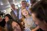 Soirée de résultats du second tour des élections législatives au siège de En Marche! à Paris, dimanche 18 juin 2017 - 2017©Jean-Claude Coutausse / french-politics pour Le Monde
