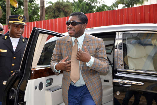 Teodoro Neguema Obiang, à Malabo, le 25 juin 2013.