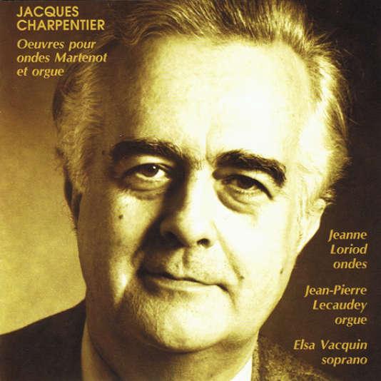 Pochette d'un disque enregistré par Jacques Charpentier.