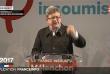 Jean-Luc Mélenchon, le soir du second tour des élections législatives.