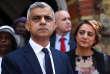 Le maire de Londres, Sadiq Khan, a pris la parole après avoir rencontré des victimes et des bénévoles, le 18juin.
