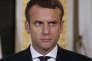 Emmanuel Macron à l'Elysée, lundi 19 juin 2017.