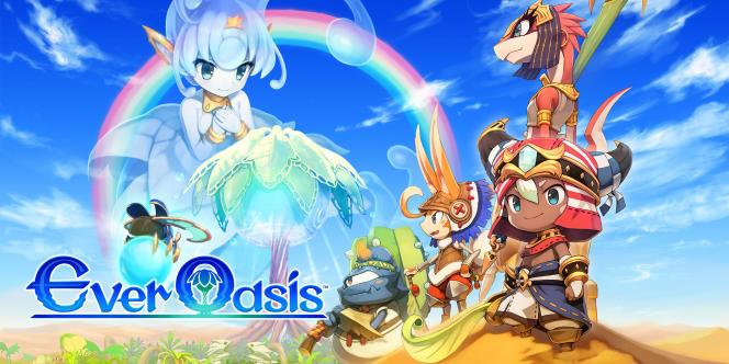 Sauver l'oasis du Chaos, un travail d'équipe