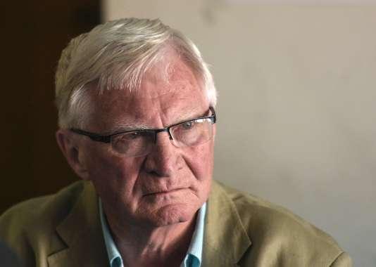 José Evrard, élu député de la 3e circonscription du Pas-de-Calais.